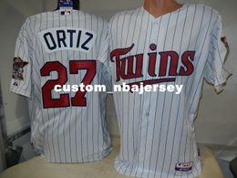 Baseballs Cheap Canada - Cheap custom DAVID ORTIZ White P S Jersey NEW Stitched Customize any name number MEN WOMEN BASEBALL JERSEY XS-5XL