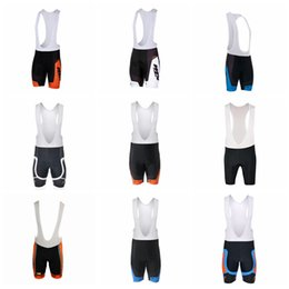 Discount ktm cycling wear - KTM team cycling bib shorts Men's Summer Outdoor Comfortable Riding Sports Shorts Wear resistant 3D Gel pad Shorts