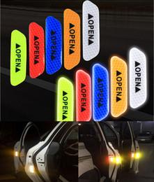 $enCountryForm.capitalKeyWord Australia - High Quality Car Wheel Eyeblows Reflective Sticker diamond shape 5 color