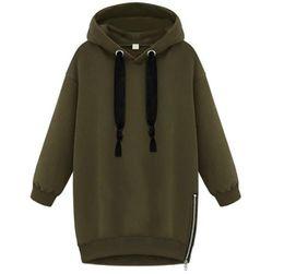 $enCountryForm.capitalKeyWord Australia - Winter Autumn Zanzea Fashion Women Long Sleeve Hooded Jacket Loose Warm Hoodies Solid Sweatshirt Plus Size 4 Colors