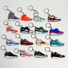 sports shoes 35350 0fabc Mini Chaussures De Silicone Max 1 Porte-clés Sneaker Porte-clés Femme  Hommes Sac Charme Accessoires De Voiture Porte-clés
