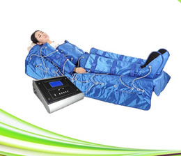 air pressure slimming suit Canada - professional lymphatic metabolic therapy air pressure body slimming suit air pressure leg massager machine