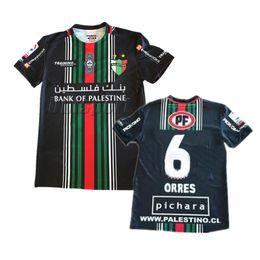 2018 19 Club Deportivo Palestino Soccer Jerseys Chile Futbol Camisetas Palestino  Football Camisa Shirt Kit Maillot 3a39e57a4