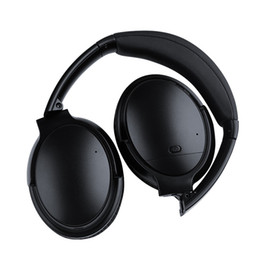 China 2019 New V12 High End ANC Wireless Headphones Active Noise Cancelling Bluetooth Gaming Headset Stereo Game Earbuds Bluedio Marshall cheap high end headphone suppliers