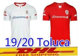 $enCountryForm.capitalKeyWord Australia - DHL Free shipping 2019 2020 Top thailand Quality TolucaCD Jersey Home Away 19 20 Toluca soccer jerseys Size can be mixed batch