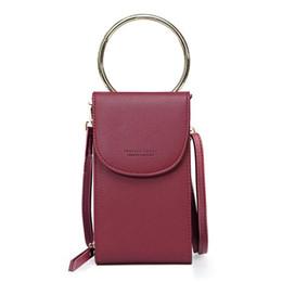 Ladies Handbags Multi Pockets Australia - good quality Multi-functional Shoulder Bags For Women Brand Designer Ladies Small Handbag Female Clutch Purse Phone Pocket Mini Bag