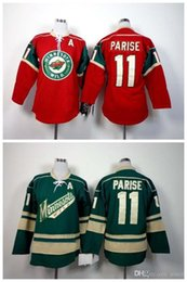 parise jersey youth 2019 - Factory Outlet, Cheap Price Youth Ice Hockey Jerseys Minnesota Wild #11 Zach Parise Home Away Kids Sewing Jerseys Ice Ho