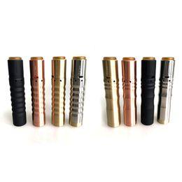 Black kennedy rda online shopping - Kennedy Vindicator Kit vape Mechanical Mod Vaporizer RDA Atomizer Fit Battery Guardian punisher Style e cigarette DHL