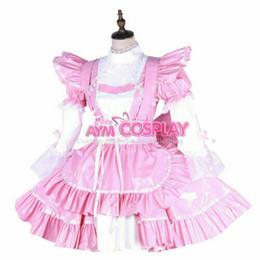 $enCountryForm.capitalKeyWord UK - PVC sissy maid dress sissy boy cross dressers Tailor-made