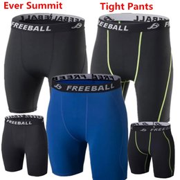 tight soccer shorts Australia - Adult Sports Tight Pants Shorts Ever Summit A103 Soccer Shovel Pants Fitness Men Running Tights Clothing Basketball Training