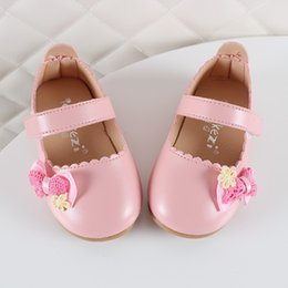 kids party shoes size NZ - COZULMA Baby Girl Princess Weave Bowtie Shoes Toddler Kids Party Anti-slip Flat Casual Shoes Baby Enfants Size 15-25