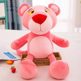 AnimAl gAmes online shopping - Pink Panther Stuffed Animals Doll PP Cotton Plush Toys Cartoon Pink Panther Stuffed toy Best Girls For Kids Toys