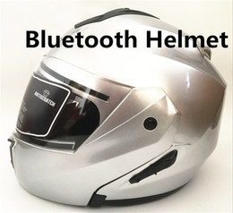 $enCountryForm.capitalKeyWord NZ - 2018 new casco capacetes full face motorcycle helmet with bluetooth intercom headset flip up helmet dual lens DOT S M L XL XXL