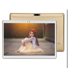 Tablets Free Shipping Australia - 2019 Free Shipping 10.1 inch 3G 4G LTE Phone Kids tablet PC Android 8.0 Octa Core RAM 4GB ROM 32GB 64GB IPS tablets pcs MT6753