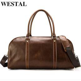 $enCountryForm.capitalKeyWord Australia - WESTAL Large Capacity Travel Bag for Suit Carry On Luggage Organizer Bag Big Travel Bags for hand luggage Foldable Bags