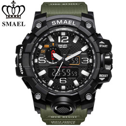 $enCountryForm.capitalKeyWord Australia - Smael Brand Men G Style Sport Watch Led Digital Waterproof Shock Male Clock Relogios Masculino Men's Gift Military Wrist Watches MX190716