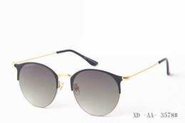 $enCountryForm.capitalKeyWord NZ - designer sunglasses ray hot men women brand farer tom model 3578 acetate frame UV400 glass lenses sun glasses case packages bag belt gg