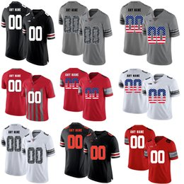 $enCountryForm.capitalKeyWord Australia - Custom American College Football Ohio State Buckeyes Jersey Pryor Haskins George Clothes Fashion NCAA University Football Uniforms Jerseys