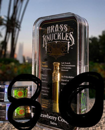 Brass numBers online shopping - New Arrival BK Green Stickers Hologram Anti counterfeiting for Brass knuckles Vape Cartridges Holographic Label With Serial Number