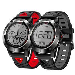 $enCountryForm.capitalKeyWord Australia - GPS Smart Watch IP68 Waterproof Swimming Smartwatch Band with Blood Pressure Heart Rate Wristwatch Sport Compass Altitude Meter