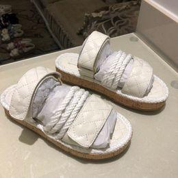 Thick Sole Sandals Australia - Summer Woman Sandals Shoes Women Pumps Platform Wedges Heel Fashion Casual Loop Thick Sole Women Shoes rx19041406