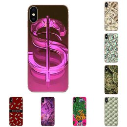 Discount mi4 phone case Fundas Soft TPU Custom Design Money For Xiaomi Mi3 Mi4 Mi4C Mi4i Mi5 Mi 5S 5X 6 6X 8 SE Pro Phone case Lite A1 Max Mix 2