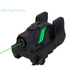 Chinese  wholesale New Model of Outdoor Tactical Game Sports LG03 Charged Green Laser with Green Laser Accessory Blaster QD27 manufacturers