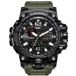 $enCountryForm.capitalKeyWord Australia - 2017 NEW Digital Dual Display Round Dial Large Water Resistan Wristwatch Schoole Men Sports Smael Watch Drop Shipping