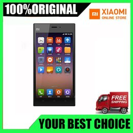"Gps 2gb NZ - Xiaomi Mi3 Mi 3 Qualcomm Quad Core 2GB RAM 16GB ROM 5"" Miui V5 1080p 13mp Camera GPS 3G WCDMA Xiaomi Phone"