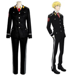 $enCountryForm.capitalKeyWord Australia - ACCA:13-ku Kansatsu-ka Jean Otus Owl Knot Cosplay Costume Outfit Uniform Suit Halloween Carnival Costumes For Adult Full Sets