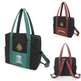 625e4510fd4b Harry Potter 2Way Designer Bags Womens Designer Handbags Hogwarts School of  Witchcraft and Wizardry Crossbody Shoulder Bags