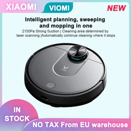 $enCountryForm.capitalKeyWord NZ - New Xiaomi VIOMI Robot Vacuum Cleaner Mijia Household Cleaner Auto Home Sweeper Automatic Washing Wet Mopping WiFi APP Control