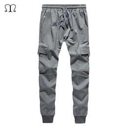 Leopard Men Trouser Pant UK - 2019 Tracksuit Bottoms Casual Cotton Sweatpants Mens Joggers Striped Trousers Gyms Sweat Pants Male Sportswear Cargo Slim