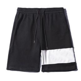 Wholesale Famous Mens Stylist Shorts Sweatpants Men Women Summer Shorts Pants Fashion Letters Embroidery Mens Shorts Size M-XXL