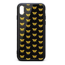 Broken Bad Australia - IPhone Xs Max Case 6.5 inch Breaking Bad Golden Moths skid-proof screen protectors classic TPU Rubber Gel Silicone phone cases