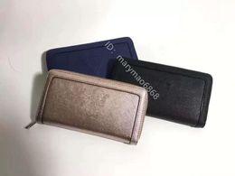 $enCountryForm.capitalKeyWord Australia - 2019 brand designer women wallets single zipper Long purse wallet Clutch Bags coin pack simple fashion key case wallets Card Holder Purse
