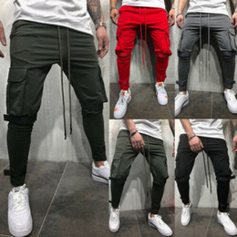 $enCountryForm.capitalKeyWord Australia - US Men's Jogger Pants Sports Gym Workout Hip Hop Track Trousers Long Slacks New