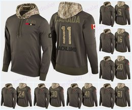 $enCountryForm.capitalKeyWord Australia - Custom Mens Calgary Flames Military Camo Hood Flag Hoodie Jerseys 11 Mikael Backlund 29 Dillon Dube Hockey Hoodies Sweatshirts