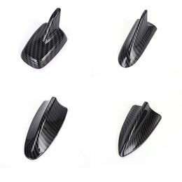 $enCountryForm.capitalKeyWord Australia - Car universal modified carbon fiber shark fin car antenna roof tail decorative spoiler for all cars