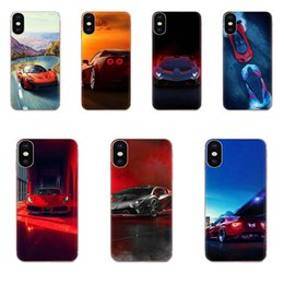 coolest cases for iphone 5s Australia - Custom Cool Sports Car Unique Luxury Soft Phone Case For Apple iPhone 4 4S 5 5C 5S SE 6 6S 7 8 11 Plus Pro X XS Max XR