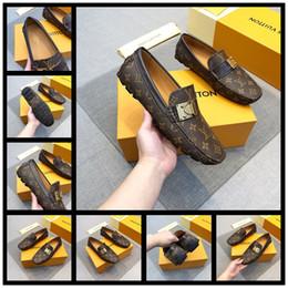 Men Suits Flowers Australia - 2019 Designer European Handmade Genuine Leather Men Brown Monk Strap Formal Shoes Office Business Wedding Suit Dress Loafers