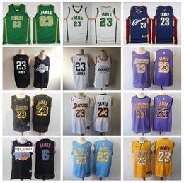 School Star online shopping - All Star LeBron James Jerseys Men Los Angeles Basketball Yellow St Vincent Mary High School Irish MPLS Edition City Looney Tunes