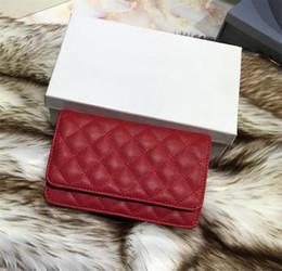high luxury bags 2019 - Lady mini shoulder bag luxury brand designer handbag perfect workmanship wallet on chain high quality crossbody bag 19cm