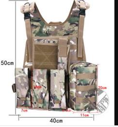 Combat vests online shopping - Special Forces Camouflage Amphibious Module Combat Vest Multi Functional Tactical Vest Outdoor CS Field Equipment