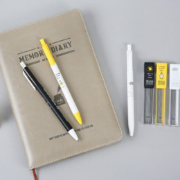 $enCountryForm.capitalKeyWord Australia - 6 Pcs lot Practical Good Life Mechanical Pencil 0.5mm Refill Stationery Office Accessories School Supplies