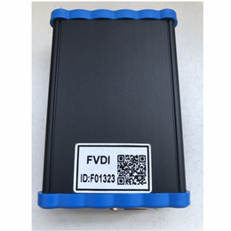 Function Connectors Australia - DHL Free FVDI ABRITES Commander with Full Version 18 Software OBD2 Diagnostic Scanner Multi-function Diagnostic Interface AVDI