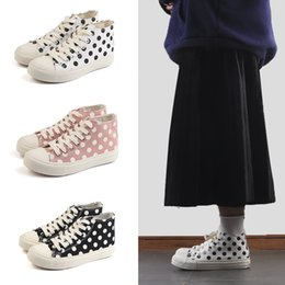 Spring Fall Canvas Shoes Australia - A wholesale 2019 spring women's canvas shoe ulzzang high canvas shoes students wear fashion campus INS casual shoes bng1