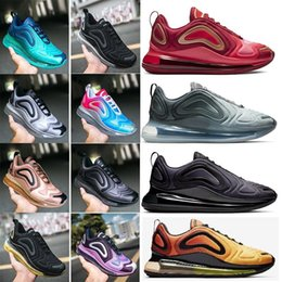 Discount cool mens tennis shoes 2020 men women running shoes triple black white pride Sea Forest sunset Tie Dye Cool grey GYM RED mens trainer outdoor s