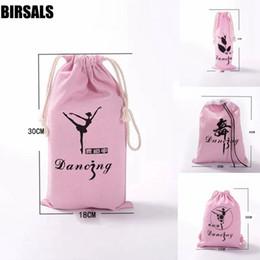 Wholesale dance bags pink resale online - Girls Toddler Pink Ballet Dance Handbag AS8650 Children Ballerina Shoes Bags For Girls