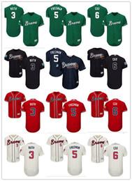 $enCountryForm.capitalKeyWord Australia - custom Atlanta Men's women youth Majestic Braves Jersey #3 Babe Ruth 6 Bobby Cox 5 Freddie Freeman Home Blue Grey White Baseball Jerseys